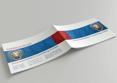 Grafikdesign-Brochure