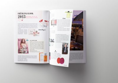 Grafikdesign-Zeitschrift